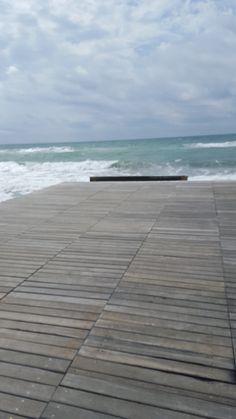 Ostia Beach - La Vecchia Pineta - August 215 (picture taken by Laura Tolomei) August 24, Sea Waves, Some Pictures, Beach, Water, Outdoor, Color, Ocean Waves, Gripe Water