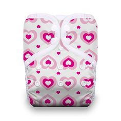 Thirsties One Size Pocket Diaper - FREE Shipping - Kushie Tushies