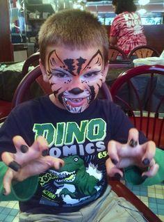 Tiger Grrrrrrrr