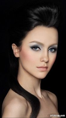 The eyeshadows would amazing with blue eyes