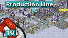 PRODUCTION LINE | Autos zum Bestpreis  #19  DIE MEGAFABRIK deutsch german Production Line - Factorio meets Auto Fabrik Simulator dieses Aufbau Management Game müssen wir uns anschauen!  SELBST spielen: n/a   ABO KOSTENLOS: http://gada.link/ggsabo  Alle Folgen Production Line: https://www.youtube.com/playlist?list=PLTHcscbf3HJJqZCuLMvVP4-4NIPqNfN--&index=1  MEHR ?  Beschreibung lesen!   ÜBER UNSER PRDUCTION LINE LETS PLAY DEUTSCH  In diesem Management und Aufbau Simulator Spiel bauen wir uns…