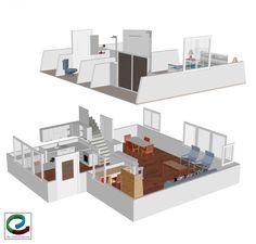 Met Envision kunt u uw te koop staande woning nog beter presenteren #3dhouseplan #woningpresentatie #huistekoop #tekoop #innovatie #woningmarkt #vastgoedmarkt #makelaar #3dtekenwerk #envision