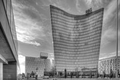 Around the bend by Martin Schoenbacher on Skyscraper, Multi Story Building, Louvre, Urban, Travel, Skyscrapers, Viajes, Destinations, Traveling