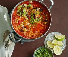 Lentils and tomato stew - ESSEN UND TRINKEN
