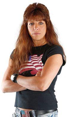 Female pro wrestler Selina Majors, better known as Bambi