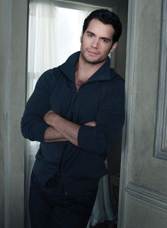 Henry Cavill, so hard not to repin this everything I see him, swooning!