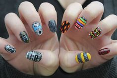 africa nail pics - Yahoo Search Results