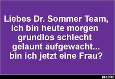 Fragen an dr sommer