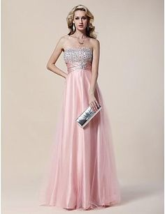 Grad dress style idea.