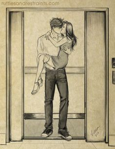 The Best Fifty Shades Fan Art | Cosmopolitan | Fifty Shades of Grey | In Theaters Valentine's Day