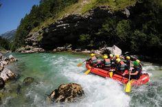 Traumhafte Landschaft auf der Salza Rafting, Nationalparks, Boat, River, Tours, Alps, Adventure, Landscape, Dinghy