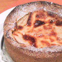 Resepti: Omena-mascarponetorttu