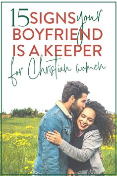 Dating as a Christian woman can be challenging. Here are 15 ways to know your guy is the right one. Christian Women Quotes, Christian Love, Christian Boyfriend, Get Closer To God, Christian Relationships, Biblical Womanhood, Strong Faith, Proverbs 31 Woman, Christian Resources