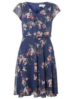**Billie & Blossom Hummingbird dress - View All Dresses - Dresses - Dorothy…