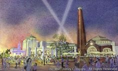 """Conforme informou Darcy Clark, Gerente de Marketing de Downtown Disney, divulgou no blog oficial da Disney em 10 de junho de 2015, mais algumas informações a respeito do bar e restaurante The Edison, que apresenta estilo """"industrial"""", e contará com um menu clássico americano, cocktails..."""