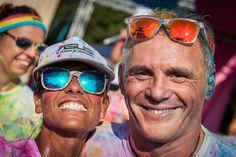 #colorrun a Marina di Pietrasanta 26 luglio 2014 #VoltoAsusTCR