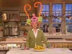 200 Balloon Hats on Martha