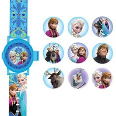 """Frozen Projection Watch 