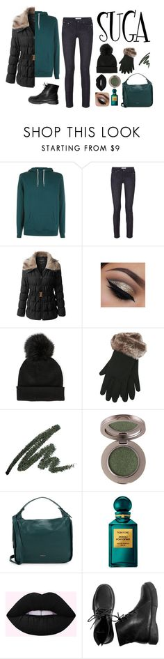 """""""New Year SUGA"""" by dark-lee on Polyvore featuring Givenchy, LE3NO, Sole Society, M&Co, Furla and Tom Ford"""