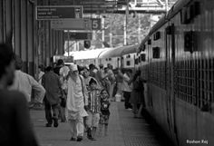 Travel Photo Story of Indian Railway