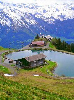 Canton of Obwalden, Switzerland.