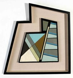 Carmelo Arden-Quin Arte Madi, Charles Green, Abstract Geometric Art, Hanging Pictures, Art Object, Modern Art, Illustration Art, Cool Stuff, Drawings