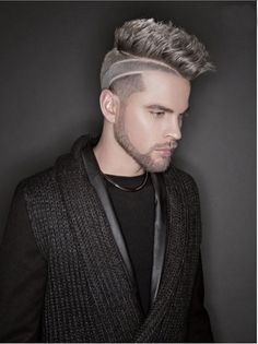 Student Hairstylist of the Year - Dustin Villa