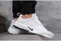 separation shoes bbcf8 e6b17 Nike Air Presto BR QS WhiteBlack Nikes audience welcomed the Air Presto  back to popularity with open arms, with the minimal