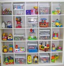 This Cube Unit Lets The Little Ones Easily See Which Toys They Want To Play With Today Clear Bo For Small Items And Open Shelves Make Organizing Easy