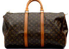 Louis-Vuitton-50-Keepall-Monogram-Travel-Hand-Bag