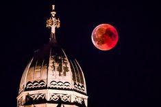 Blood Moon - Longest Lunar Eclipse of Century Moon Photos, Lunar Eclipse, Blood Moon, 21st Century, Ceiling Lights, Pendant, Amazing, Lunar Eclipse Live Stream, Hang Tags
