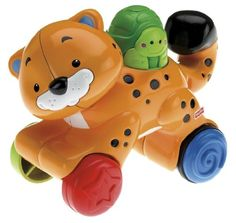 FisherPrice Amazing Animals Press  Go Cheetah ** Check out the image by visiting the link.Note:It is affiliate link to Amazon. #allshots