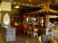 Tambu Lounge   (Polynesian Resort Hotel)