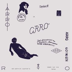 Arro attempt number 1 Graphic Design Inspiration, Graphic Design Art, Typography Design, Lettering, Web Design, Layout Design, Print Design, Photography Logo Design, Brand Identity Design