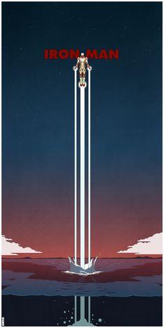 Ironman 3 Poster - #IronMan #IronMan3