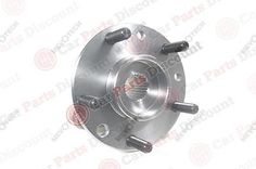 Mevotech Wheel Bearing And Hub Assembly, H513013 #car #truck #parts #transmission #drivetrain #axle #h513013