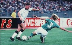 #tbt to one on the classic games in World Cup history. England vs. West Germany Classic kits Gazza's tears penalties etc. This game had it all and more      #footyscout #football #soccer #footy #goals #training #instalike #player  #footballer #blogger #run #love #game #futbol #club #sports #legend #run #instagood #shoot #winning #germany #england #gazza #adidas #umbro #worldcup