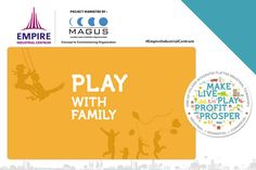 With 10% area allocated to open spaces and recreation area, EICBs well-planned spaces for play parks, landscaped gardens and free air make way for a healthy lifestyle not only for kids but also for parents and senior citizens living in the centrum.