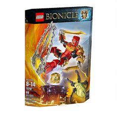 LEGO BIONICLE Tahu Master of Fire (70787)