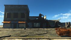 New Vegas in Fallout 4. - Album on Imgur