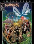 Carnival of Souls : Sneak Peek Free Comic Books, Book Nooks, News Stories, Dandy, Carnival, Zero, Skull, Author, The Originals