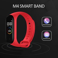 Smart Band Fitness Tracker Watch Sport Bracelet Heart Rate Blood Pressure Smartband Monitor Health Wristband Waterproof - Sell My Racket Smart Fitness Tracker, Remote Camera, App Support, Ios 8, Wearable Device, Heart Bracelet, Heart Rate, Blood Pressure, Monitor