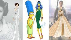 Modelky, ktoré vyzerajú ako princezné
