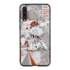 Anime Hunter X Hunter Killua Zoldyck Soft Case For Samsung Galaxy A70 A50 A60 A40 A30 A20 A10 M10 M20 M30 M40 A20E Cover|Fitted Cases| Samsung Cases, Samsung Galaxy, Phone Cases, Killua, Galaxies, Cover, Fitness, Anime, Cartoon Movies