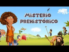 Resuelve el Misterio Prehistórico con Lucy y Darwin - Frikids