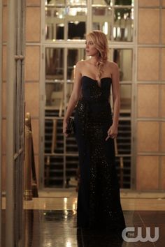 "GOSSIP GIRl-- ""Monstrous Ball"" --   Pictured: Blake Lively as Serena Van Der Woodsen"