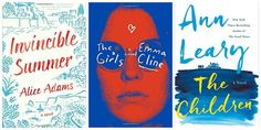 The 30 Best New Books for Summer 2016  - TownandCountryMag.com