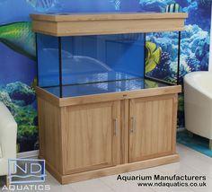 x Tropical fish tank /aquarium. Aquarium Design, Diy Aquarium Stand, Aquarium Setup, Aquarium Hood, Fish Tank Design, Pond Design, House Design, Aquarium Cabinet, Fish Tank Stand