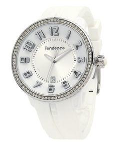 L.H.P(エルエイチピー)のLHP/エルエイチピー/Tendence/テンデンス/GLAM(グラム)TG930101(腕時計) ホワイト