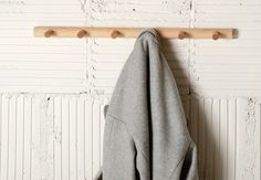 JOINERY - Coat Hook by Tenebras - for my ever-growing scarf collection